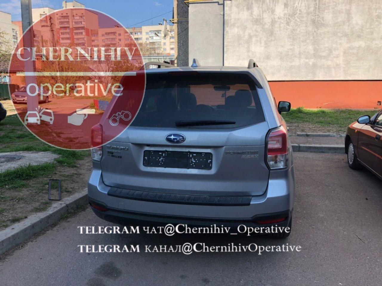 11 чернігівських автомобілів залишились без номерів, фото-7