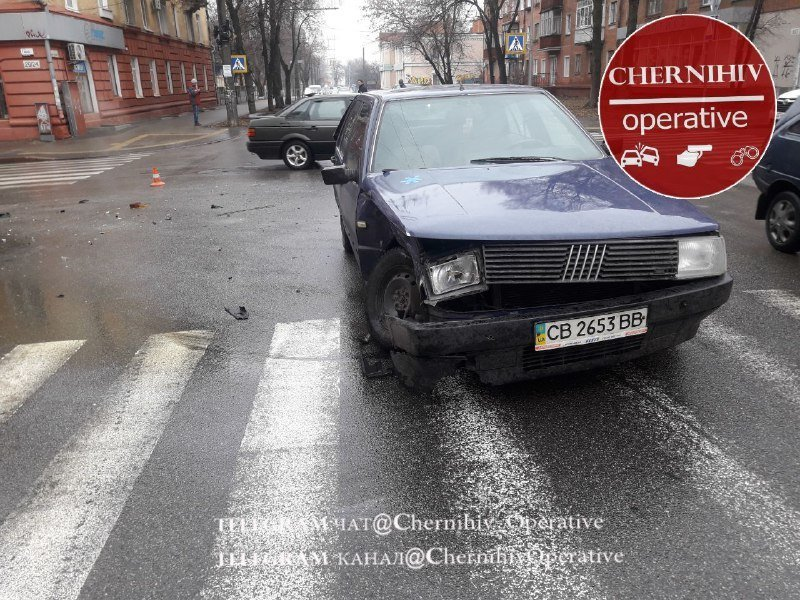 """Чернігівець пропонує встановити світлофор на """"проклятому перехресті"""", фото-8"""