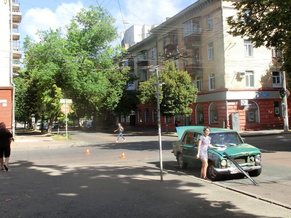 """Чернігівець пропонує встановити світлофор на """"проклятому перехресті"""", фото-9"""