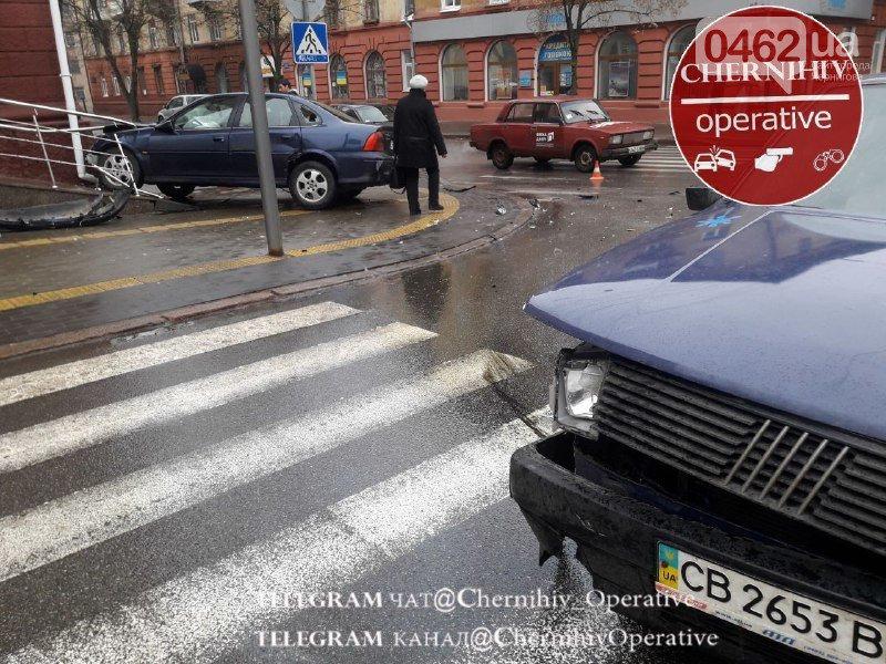 """Чернігівець пропонує встановити світлофор на """"проклятому перехресті"""", фото-7"""