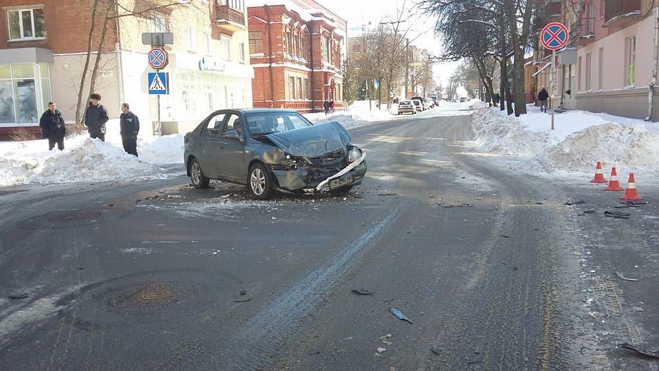 """Чернігівець пропонує встановити світлофор на """"проклятому перехресті"""", фото-1"""