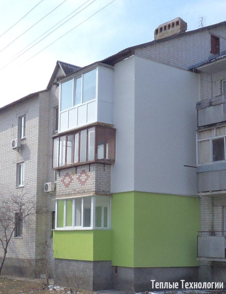 Фасад жилья – когда наружный ремонт имеет значение, фото-3