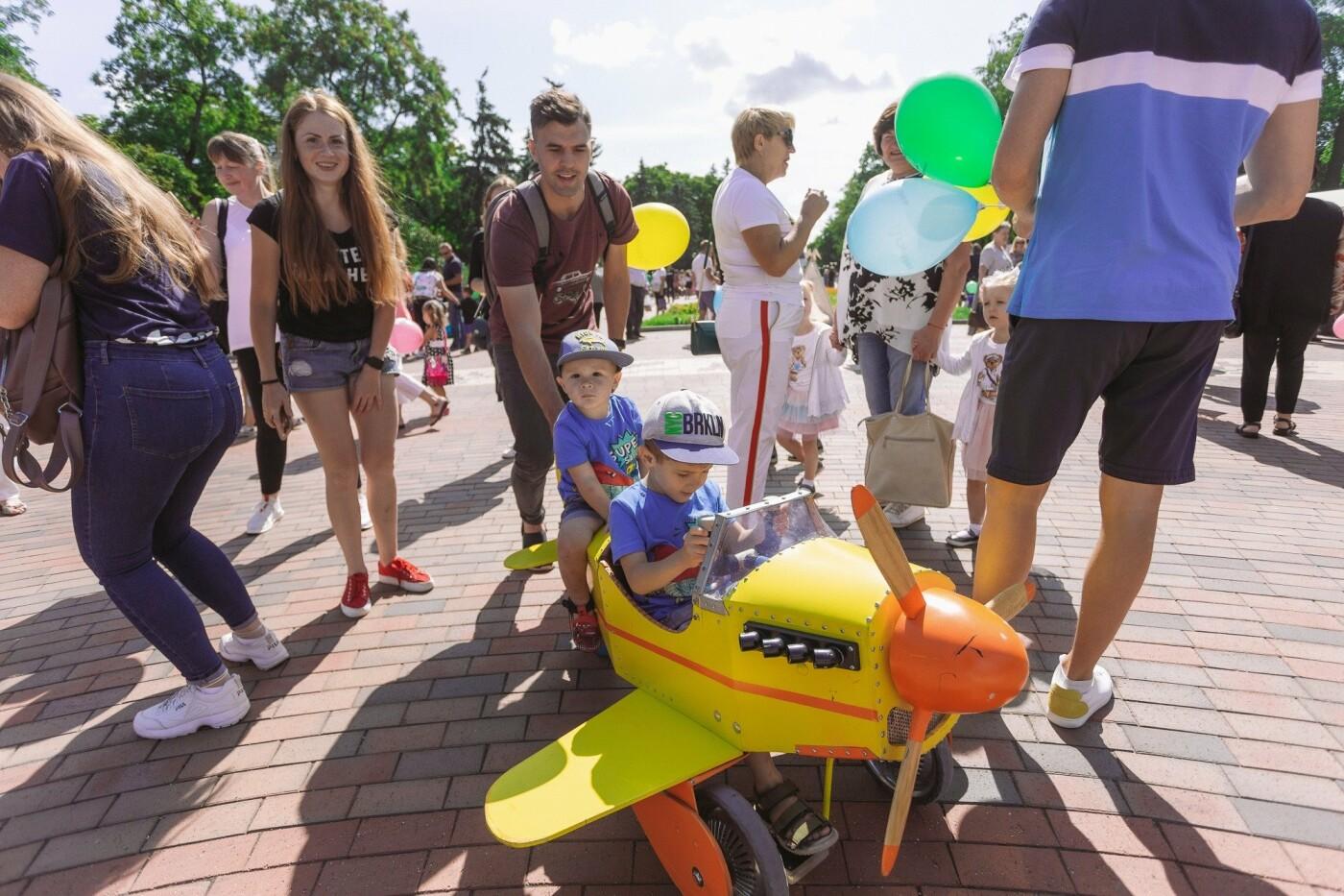 """У Чернігові пройшов фестиваль двійнят """"CheTwinsFest2019"""", фото-4"""