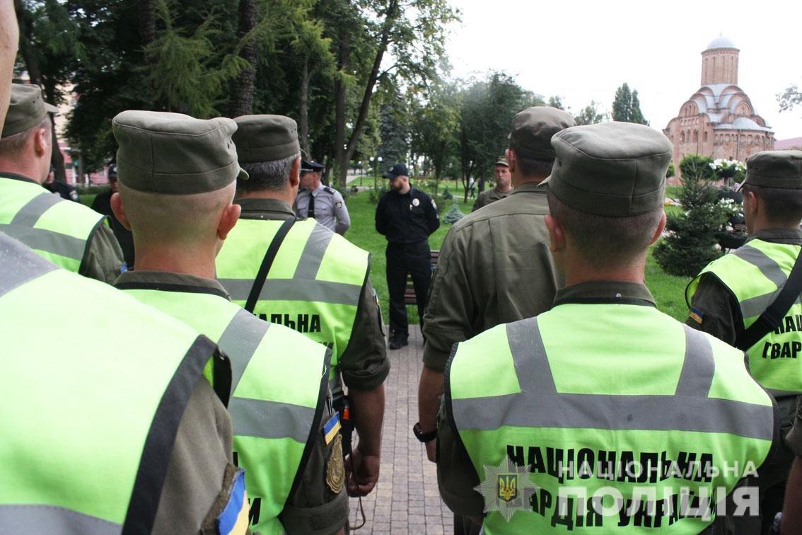 Чернігів самостійно патрулюватимуть нацгвардійці, фото-4