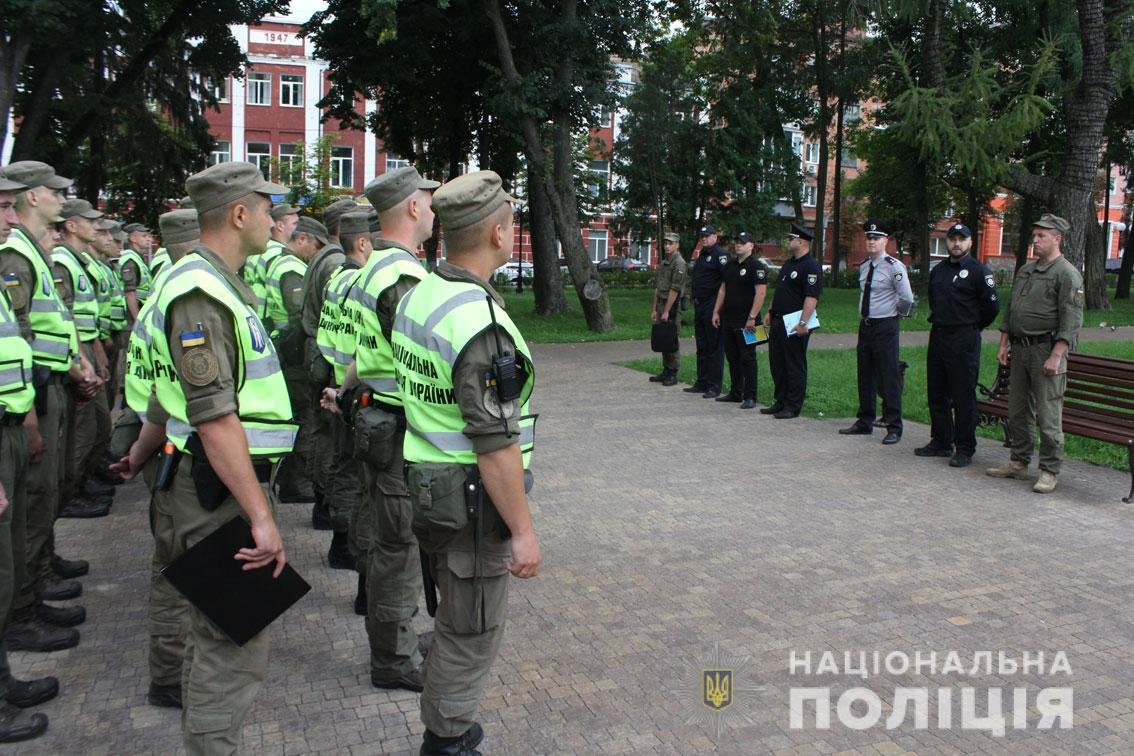 Чернігів самостійно патрулюватимуть нацгвардійці, фото-1