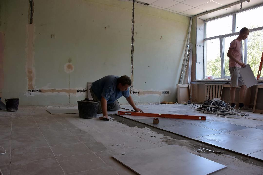 У чернігівських школах обладнають предметні кабінети, фото-2