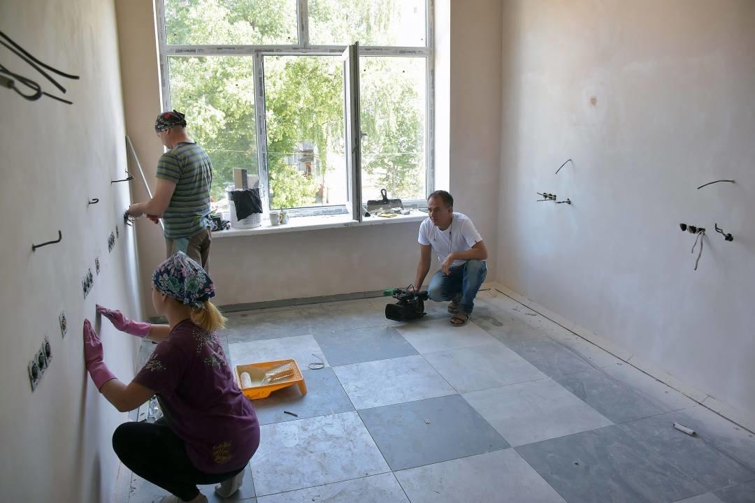У чернігівських школах обладнають предметні кабінети, фото-1