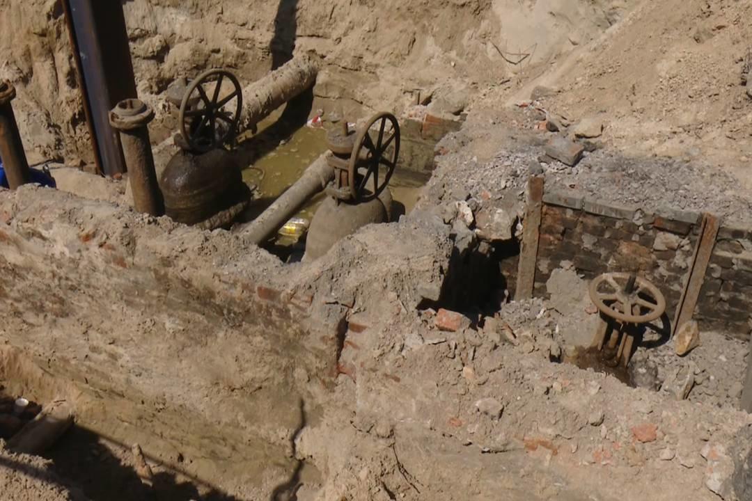 Ремонт триває: на Героїв Чорнобиля вже замінили більше кілометра водопроводу, фото-2