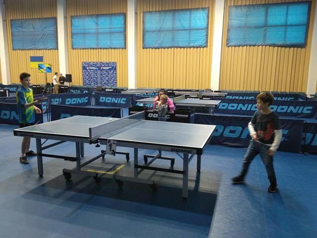 У чернігівському спорткомплексі пройшов Кубок України з настільного тенісу, фото-2