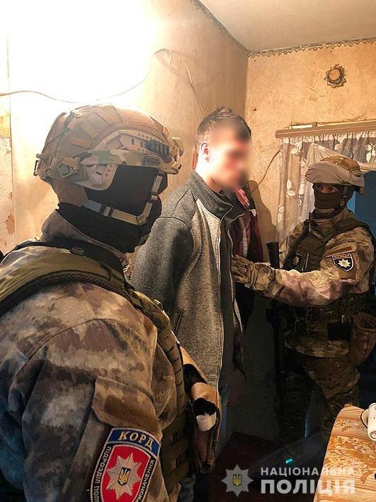 Чернігівська поліція викрила мережу збуту наркотиків в області, фото-1