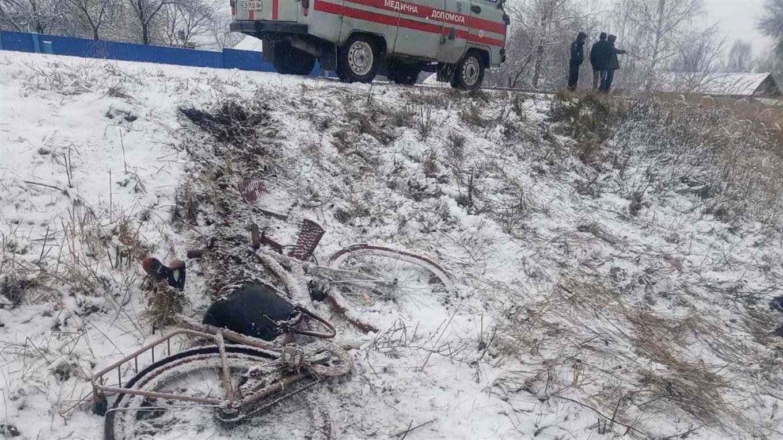 Протащил несколько метров: на Черниговщине в ДТП умерла соцработница, фото-1