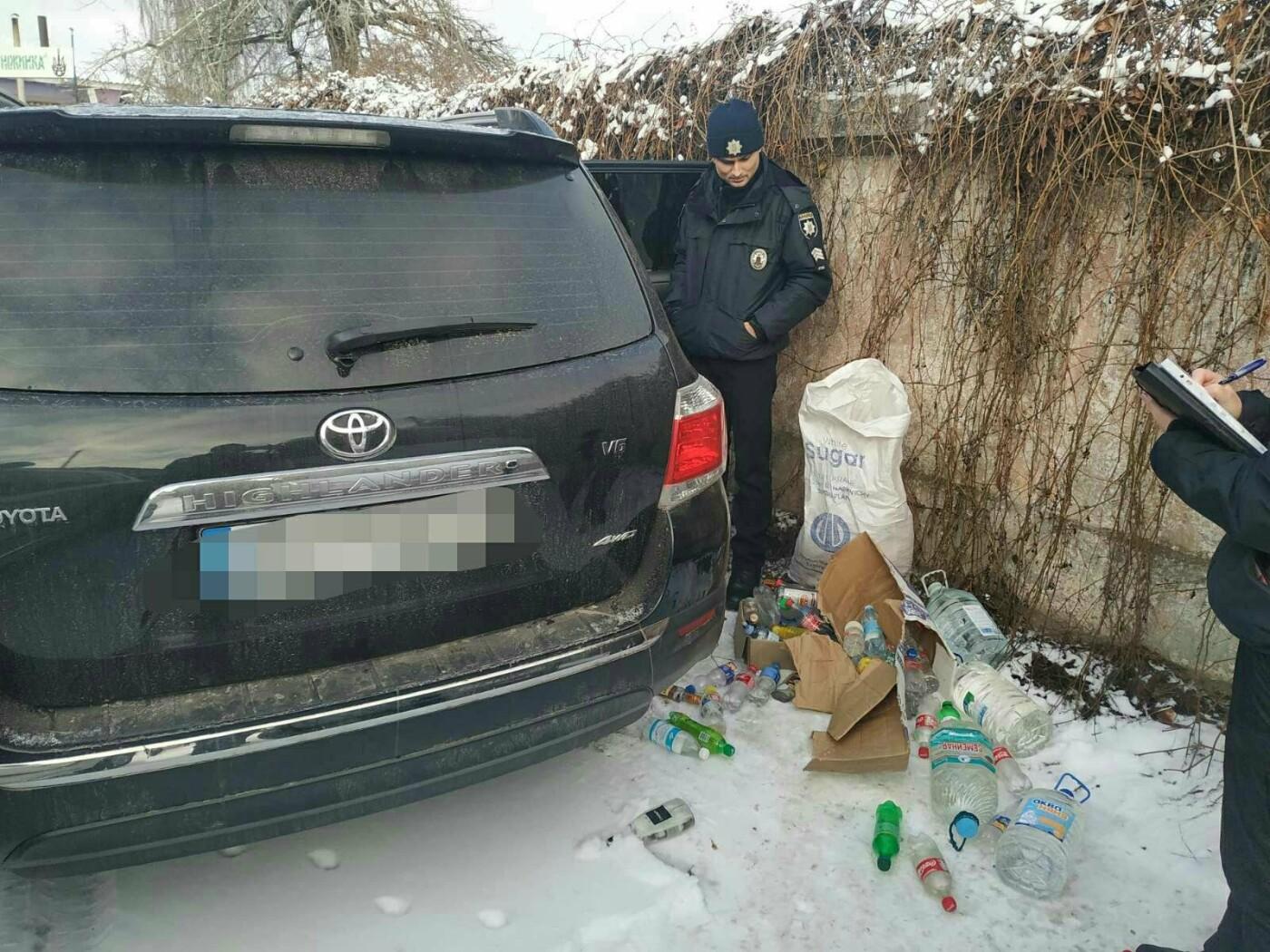 На Чернігівщині жінка з джипу продавала самогон: вона заплатить штраф, фото-2
