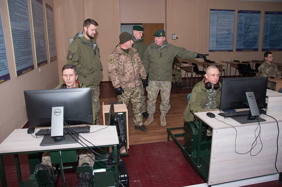 Армійці з Литви відвідали Навчальний центр «Десна» на Чернігівщині, фото-15