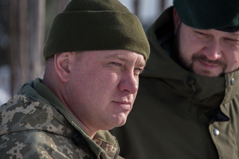 Армійці з Литви відвідали Навчальний центр «Десна» на Чернігівщині, фото-7