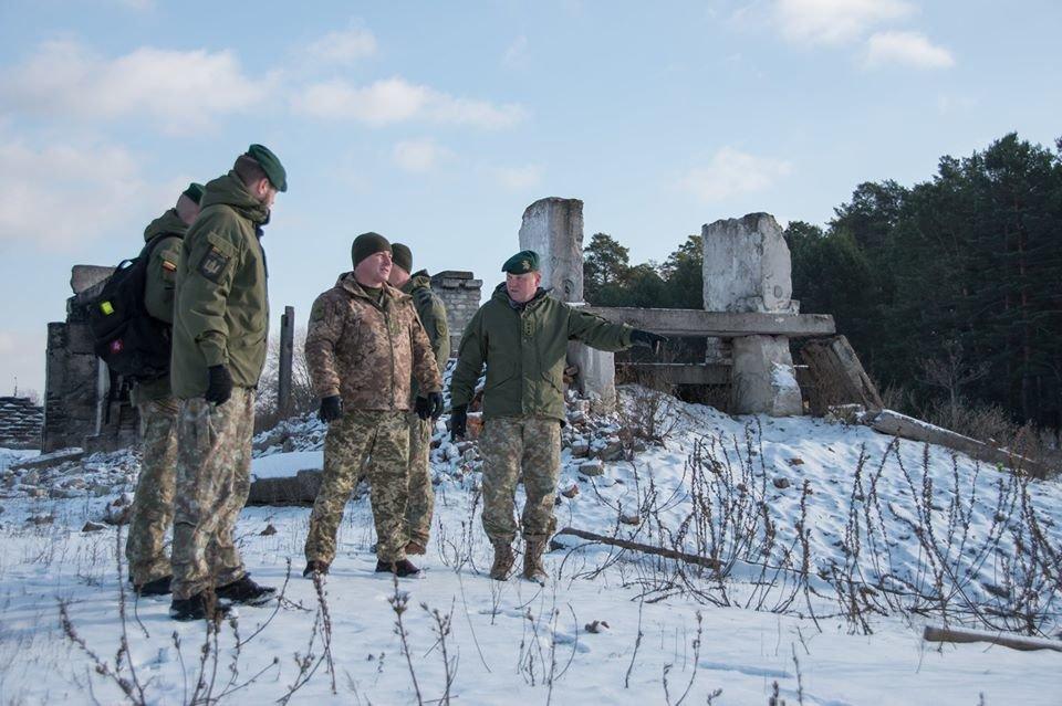 Армійці з Литви відвідали Навчальний центр «Десна» на Чернігівщині, фото-8