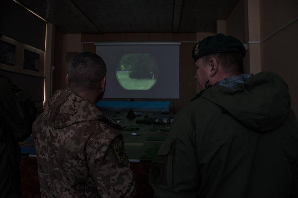 Армійці з Литви відвідали Навчальний центр «Десна» на Чернігівщині, фото-18