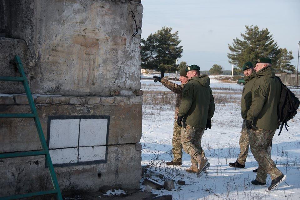 Армійці з Литви відвідали Навчальний центр «Десна» на Чернігівщині, фото-10