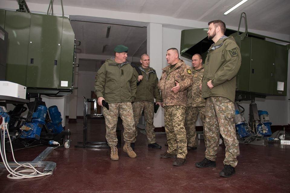 Армійці з Литви відвідали Навчальний центр «Десна» на Чернігівщині, фото-19