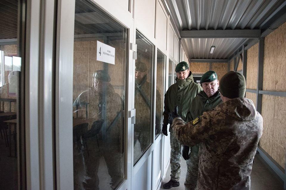 Армійці з Литви відвідали Навчальний центр «Десна» на Чернігівщині, фото-12