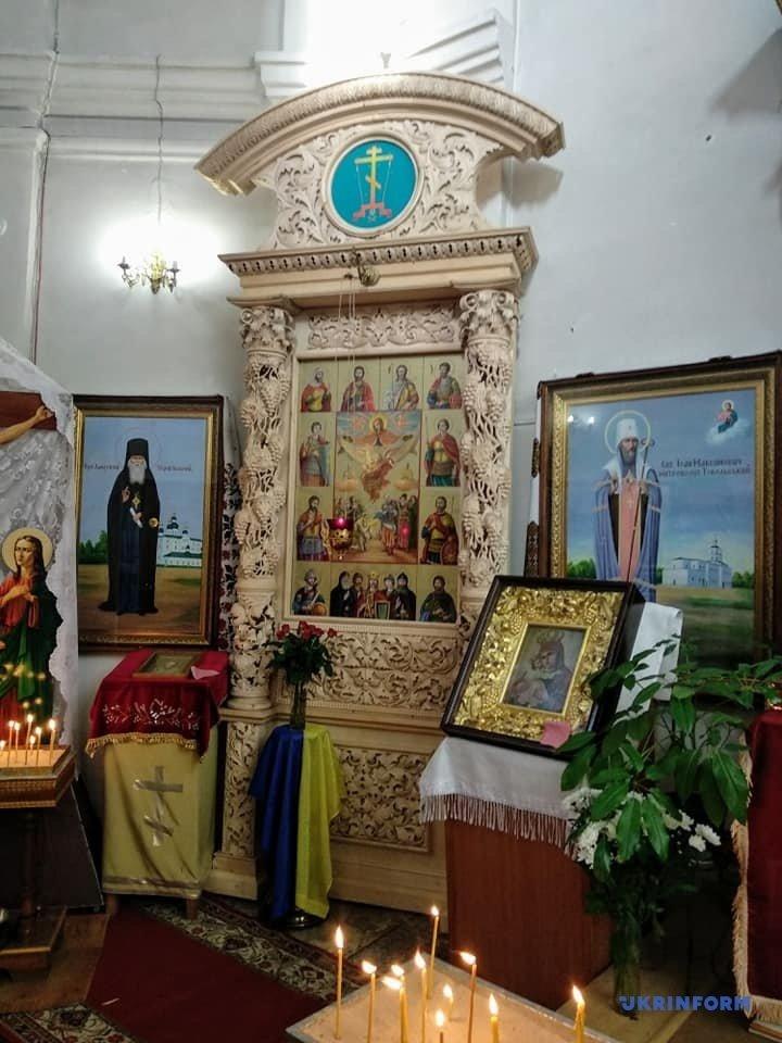 Катерининську церкву у Чернігові відвідав митрополит Київський і всієї України Епіфаній, фото-3