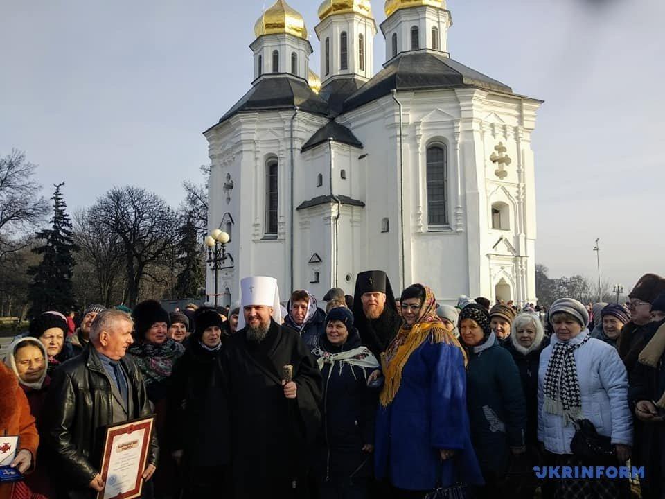 Катерининську церкву у Чернігові відвідав митрополит Київський і всієї України Епіфаній, фото-5