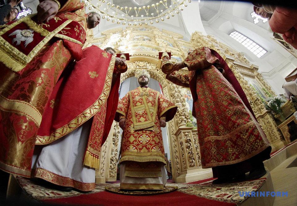 Катерининську церкву у Чернігові відвідав митрополит Київський і всієї України Епіфаній, фото-2