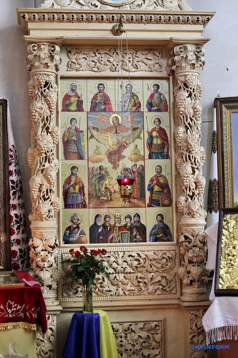 Катерининську церкву у Чернігові відвідав митрополит Київський і всієї України Епіфаній, фото-4