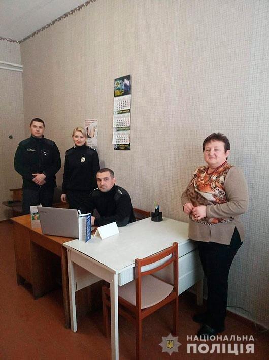 На Черниговщине заработали две полицейские станции, фото-2