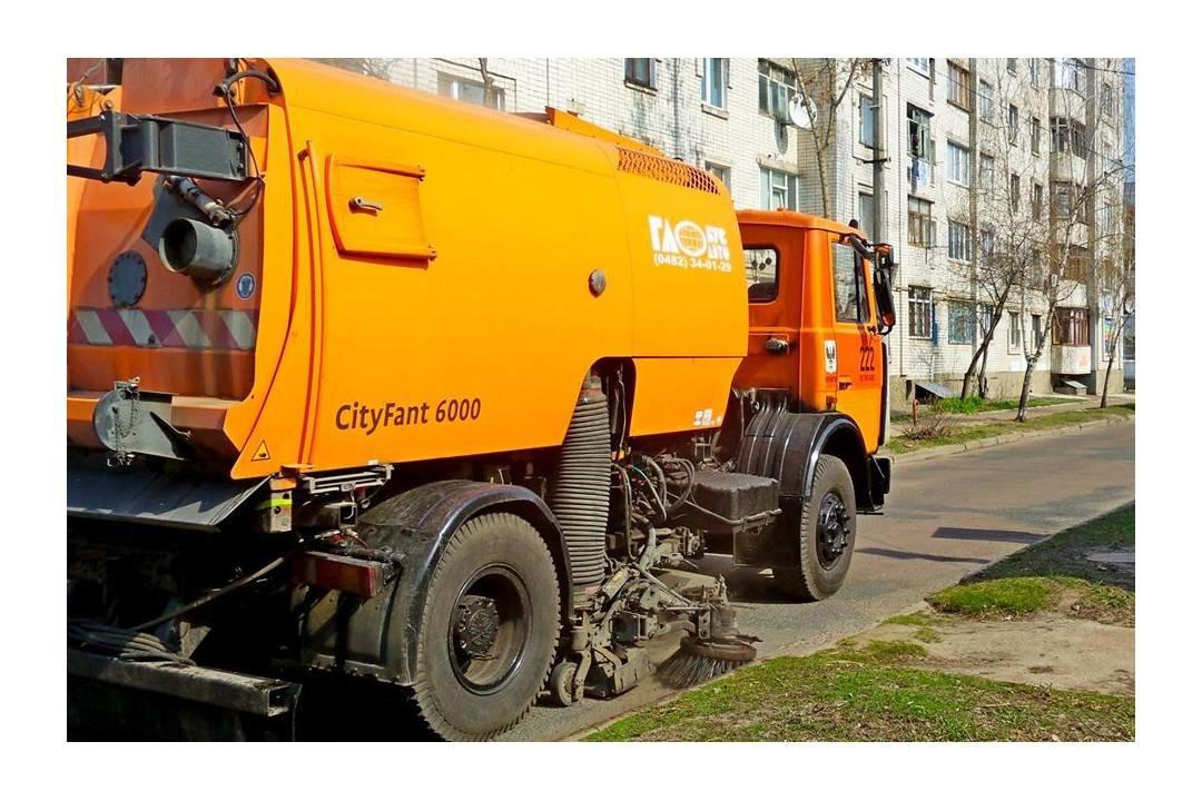 В мэрии считают, что Чернигов - один из самых чистых городов Украины, фото-2