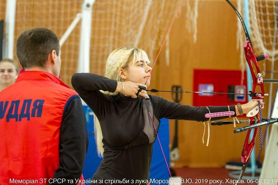 Черниговские спортсмены -  призеры всеукраинских соревнований по стрельбе из лука, фото-3