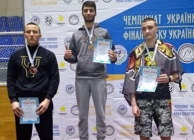 Чернігівець став чемпіоном та майстром спорту України з панкратіону, фото-1