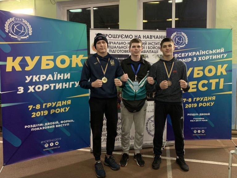 Подростки с Черниговщины - призеры соревнований по хортингу , фото-3
