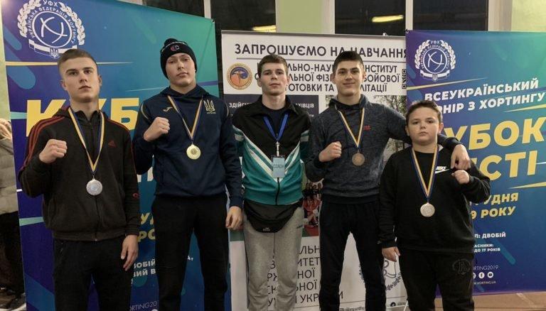 Подростки с Черниговщины - призеры соревнований по хортингу , фото-5