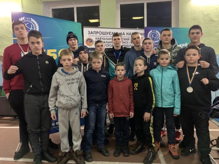 Подростки с Черниговщины - призеры соревнований по хортингу , фото-6