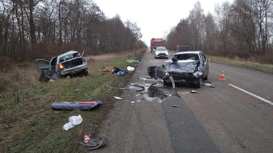 На Черниговщине ДТП с тремя погибшими, фото-2