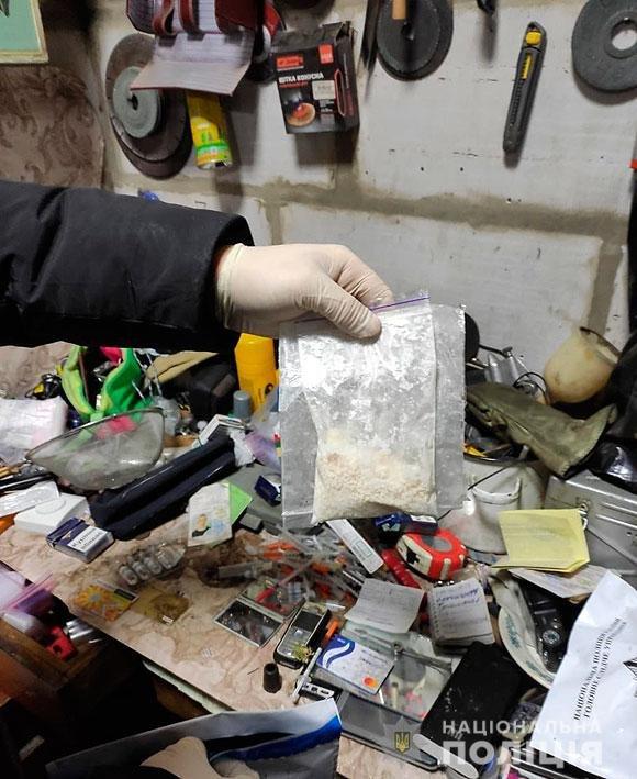 Амфетамин и марихуана для Черниговщины: полиция накрыла нарколабораторию, фото-5