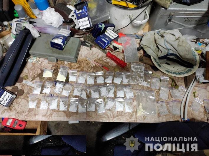Амфетамин и марихуана для Черниговщины: полиция накрыла нарколабораторию, фото-4
