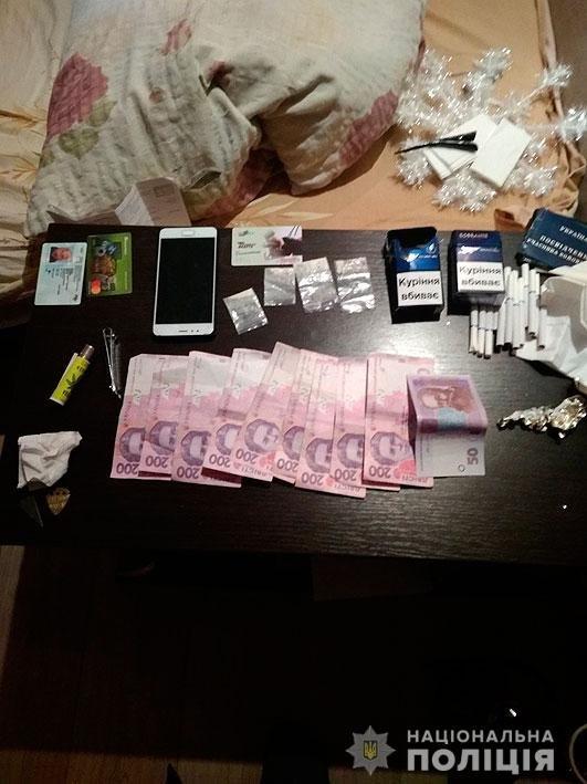 Амфетамин и марихуана для Черниговщины: полиция накрыла нарколабораторию, фото-8