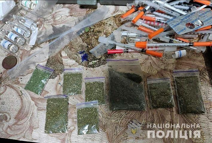 Амфетамин и марихуана для Черниговщины: полиция накрыла нарколабораторию, фото-6