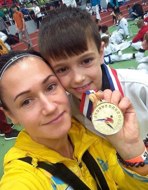 Чернігівці зійшли на п'єдестал чемпіонату Європи з тхеквондо ВТФ, фото-1