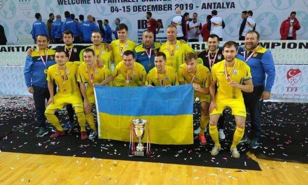 Чернігівці стали чемпіонами світу з футзалу, фото-1