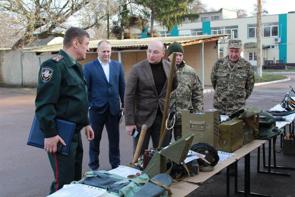 Пенитенциарную академию в Чернигове не закроют, а, возможно, наоборот, расширят, фото-1