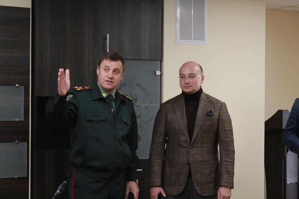 Пенитенциарную академию в Чернигове не закроют, а, возможно, наоборот, расширят, фото-6