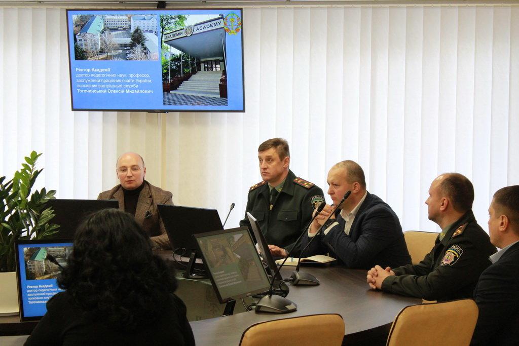 Пенитенциарную академию в Чернигове не закроют, а, возможно, наоборот, расширят, фото-8