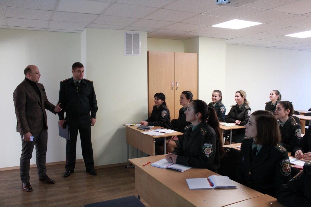 Пенитенциарную академию в Чернигове не закроют, а, возможно, наоборот, расширят, фото-9