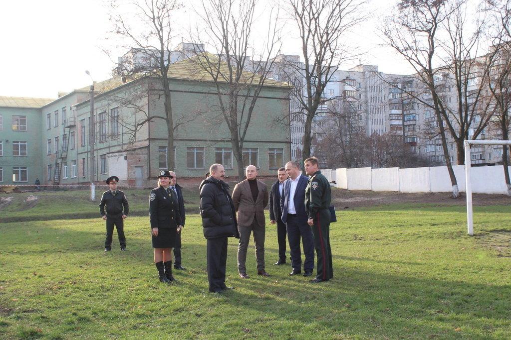Пенитенциарную академию в Чернигове не закроют, а, возможно, наоборот, расширят, фото-3