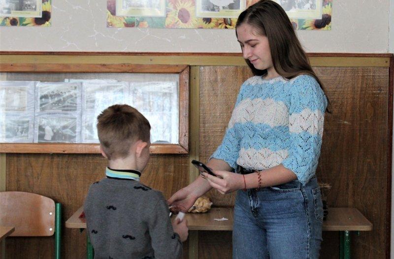 Школьники на Черниговщине отказались от интернета и гаджетов, фото-5