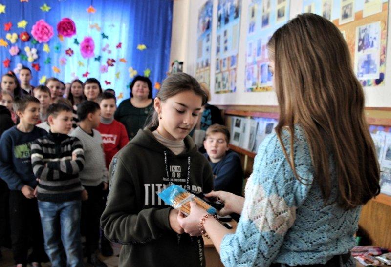 Школьники на Черниговщине отказались от интернета и гаджетов, фото-2