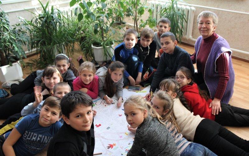 Школьники на Черниговщине отказались от интернета и гаджетов, фото-1