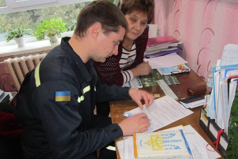 Спасатели Черниговщины проводят внеплановые проверки, фото-2